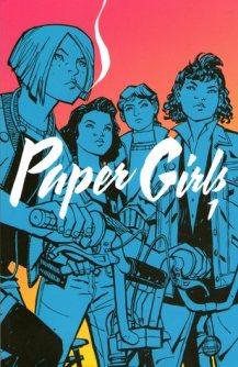 paper girls gn vol 1